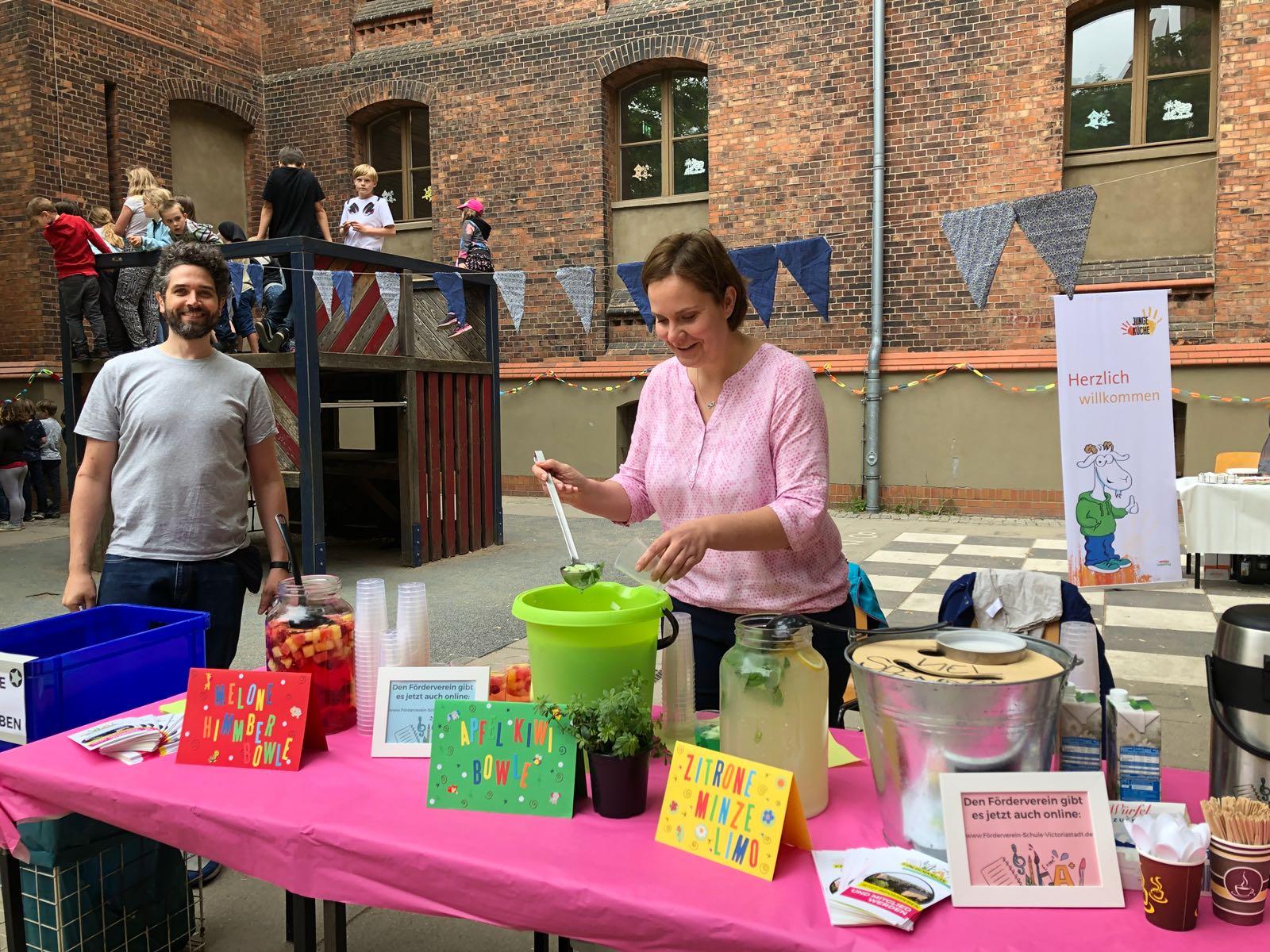 Förderverein Sommerfest 2018